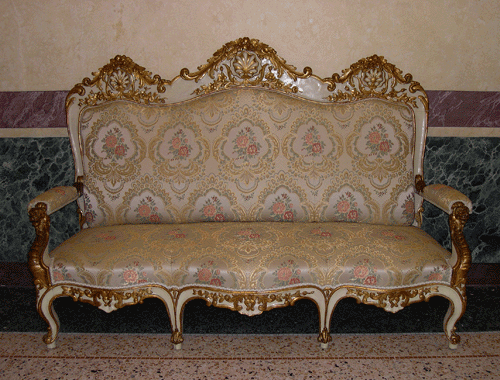 Divani for Mobili 700 siciliano